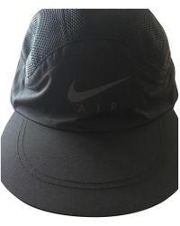 bda2ea92bd3 Lyst - Supreme Hat Black S m in Black for Men