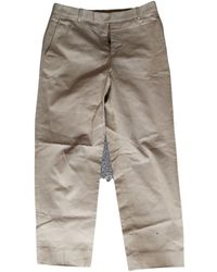 Marni Trousers - Multicolour