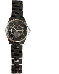 Chanel J12-365 Uhren - Schwarz