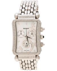 Balmain Uhren - Mettallic