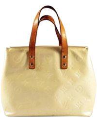 Louis Vuitton - Sac à main Houston en cuir verni - Lyst