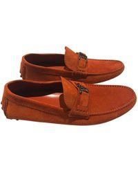 Louis Vuitton Montaigne Flats - Orange
