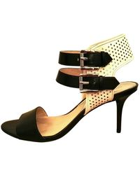 Michael Kors Leather Sandals - Multicolour