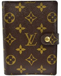 Louis Vuitton - Pre-owned Cloth Diary - Lyst