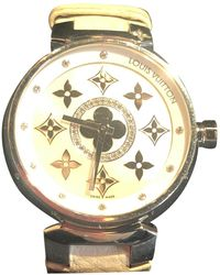Louis Vuitton Tambour Watch - White