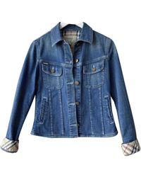 Burberry Jacket - Blue
