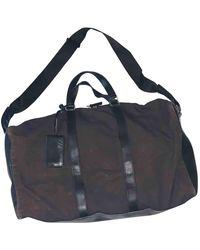 Jil Sander Leather 48h Bag - Brown