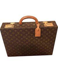 Louis Vuitton Leder Reisetaschen - Mehrfarbig