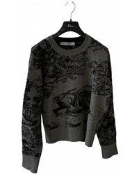 Dior Cashmere Sweatshirt - Gray