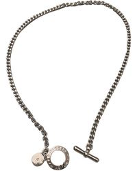 Marc By Marc Jacobs Necklace - Metallic