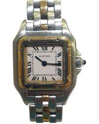 Cartier Panthère Uhren - Grau