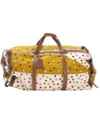 Marni - Pre-owned Beige Cloth Bag - Lyst