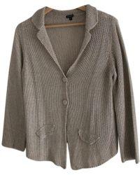 JOSEPH - Pre-owned Beige Other Knitwear - Lyst