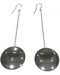 Tiffany & Co. Elsa Peretti Silver Earring - Metallic