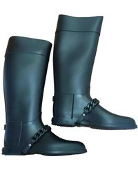 Givenchy Riding Boots - Black