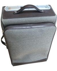 Hermès Cloth 48h Bag - Brown