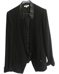 Helmut Lang Black Wool Jacket