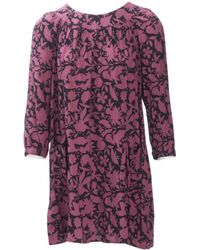 A.P.C. - Mini Dress - Lyst