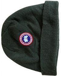 Canada Goose Hüte mützen - Grün