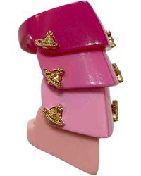Vivienne Westwood Ring - Pink
