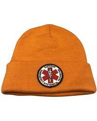 Supreme Hüte Mützen - Orange