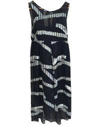 Marc By Marc Jacobs - Black Silk Dress - Lyst