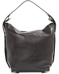 Alexander Wang Prisma Black Leather