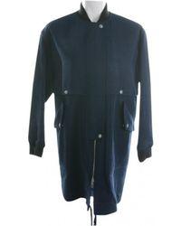 Rag & Bone - Leather Short Vest - Lyst