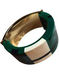 Marni Green Plastic Bracelet