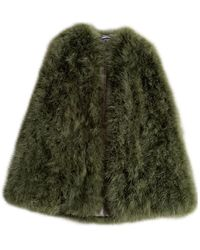 Vanessa Seward Coat - Green