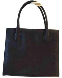 Lancel Leder Handtaschen - Schwarz