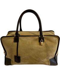 Loewe Weekend Bag - Natural