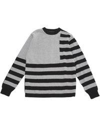 Givenchy Jersey en lana gris