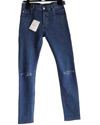 Balmain Slim Jean - Blue
