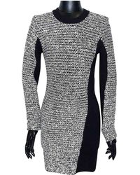 Alexander Wang Wool Mid-length Dress - Black