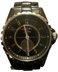 Chanel Reloj J12-365 de Cerámica - Negro