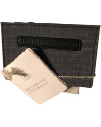 Brunello Cucinelli Small Bag - Grey