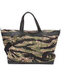 Golden Goose Deluxe Brand Multicolor Cloth Travel Bag