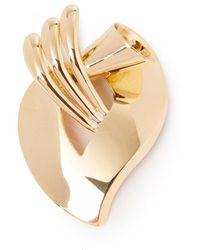 Tiffany & Co. Spilla in oro giallo giallo