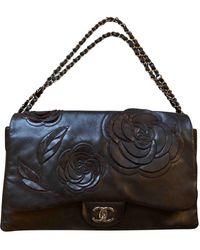 Chanel Bolso de Cuero - Negro