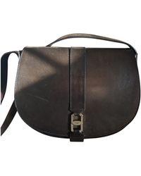 Vanessa Seward Leather Handbag - Multicolor