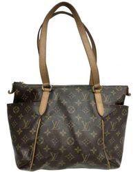 Louis Vuitton Totally Cloth Handbag - Brown