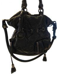 Lancel 1er Flirt Leather Crossbody Bag - Black