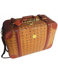 MCM Cloth Travel Bag - Multicolor