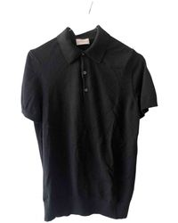 Moncler Polo Shirt - Black