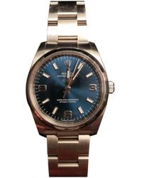 Rolex - Oyster Perpetual 34mm Watch - Lyst