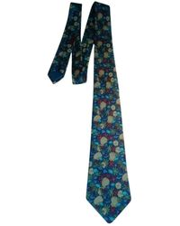 Hermès Silk Ties - Blue