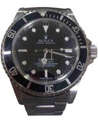 Rolex Submariner Watch - Black
