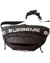 Supreme Black Handbag