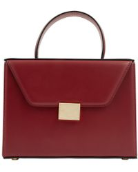Victoria Beckham - Pre-owned Leather Handbag - Lyst
